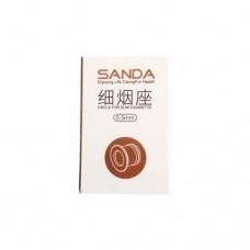 Сменяем накрайник за тънки цигари за цигаре Sanda