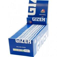 Хартийки за цигари Gizeh Blue Original 70 mm кутия