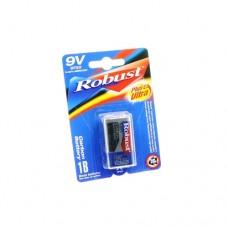 Батерия ROBUST 6F22, AAA, 9V