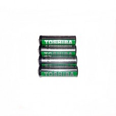 Усилена батерия TOSHIBA SUPER HEAVY DUTY R6UG/АА, 1,5V, 4 броя