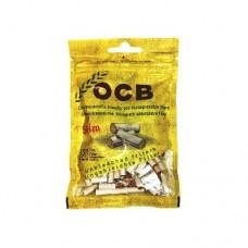 Филтри за цигари OCB slim 6 мм/15 мм плик
