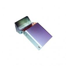Алуминиев калъф с запалка за цигари 84 мм