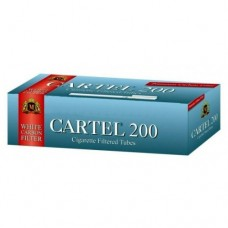 Cartel carbon filter 200 white