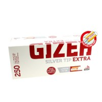 Gizeh Silver Tip Extra 250 25 mm