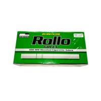 Rollo Green 100 mm KS long filter MENTHOL